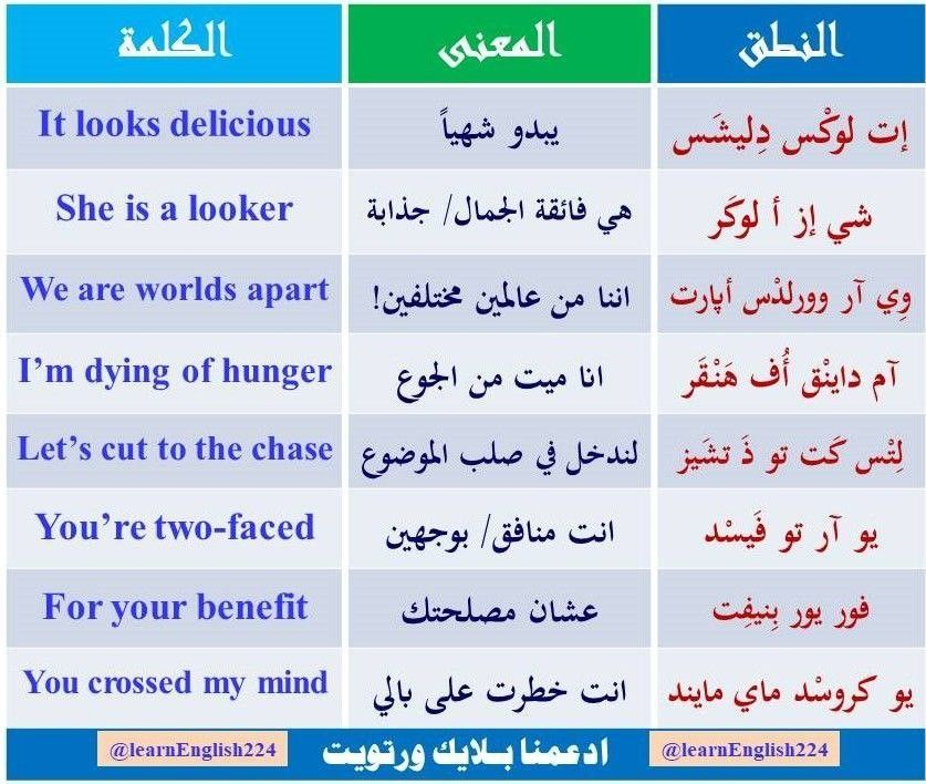 Pin By Adel Orfi On اللغة الانجليزية Let It Be Two Faces World