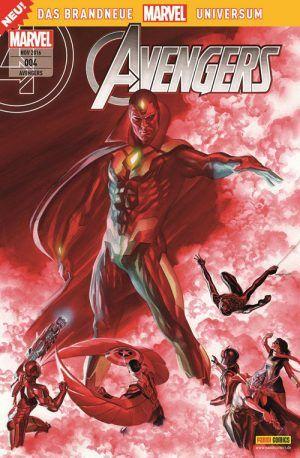 Avengers #4 3.5/5 Sterne