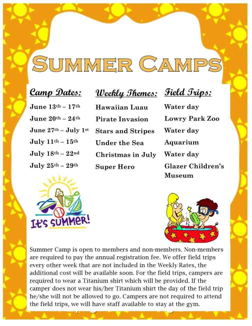summer camp theme ideas | summer program | camping, camping hacks