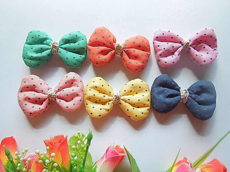 7.80 euro incl shipping 30PCS cute girl filled bow flower hair accessories Free Shipping-in Hair Accessories from Apparel & Accessories on Aliexpress.com