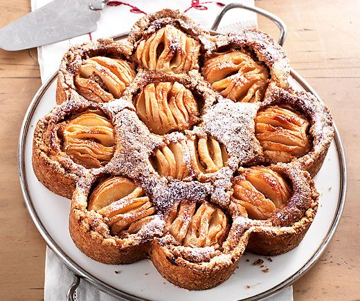 Apfel zimt kuchen betty bossi