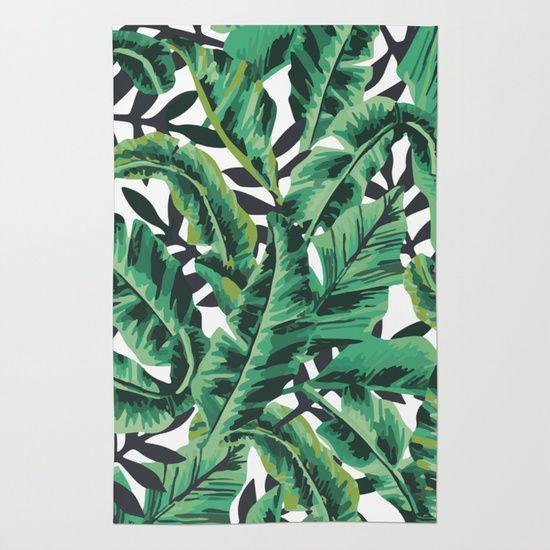 Banana Leaf Rug Rugs Ideas