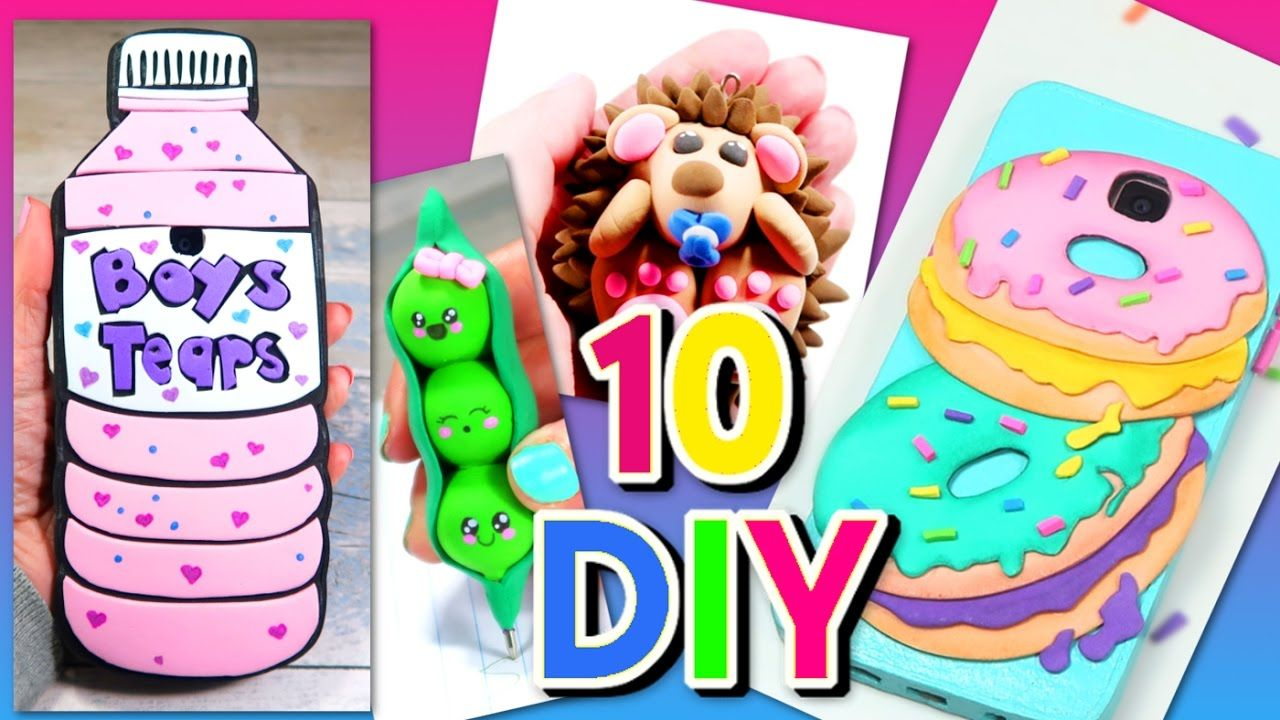 5 Minute Crafts To Do When You Re Bored 10 Quick And Easy Diy Ideas Amazing Diys Craft Hack Crafts To Do When Your Bored Crafts To Do Quick And Easy Crafts