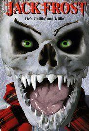 Jack Frost Video 1997 Imdb Christmas Horror Movies Christmas Horror Jack Frost Movie