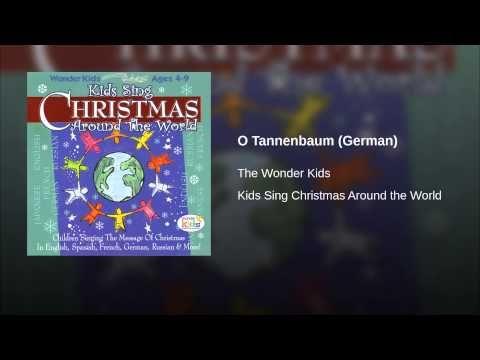 O Tannenbaum (German)