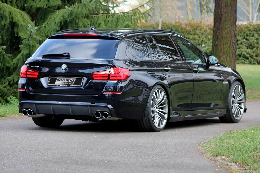 Tuning The Bmw 5 Series Touring F11 From The Kelleners Sport