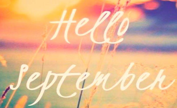Hello September HD Wallpaper #images #septemberwallpaper Hello September HD Wallpaper #images #helloseptember