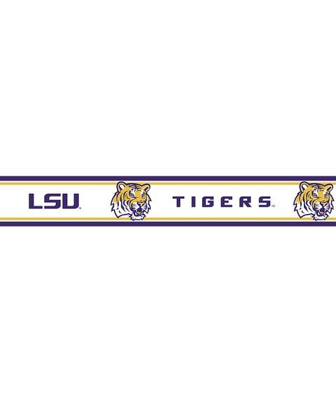 Zulily A New Store Every Day Lsu, Lsu tigers, Wall borders