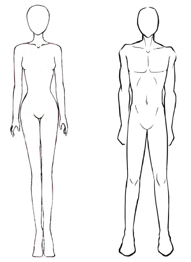Body Drawing Outline Ideas Body Outline Body Drawing Body Template