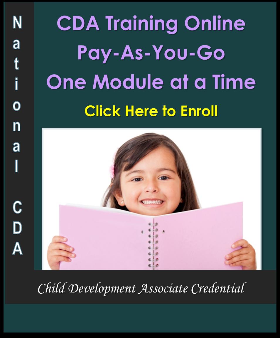 Cda Certificate For Child Care Teacher Wife Life Pinterest