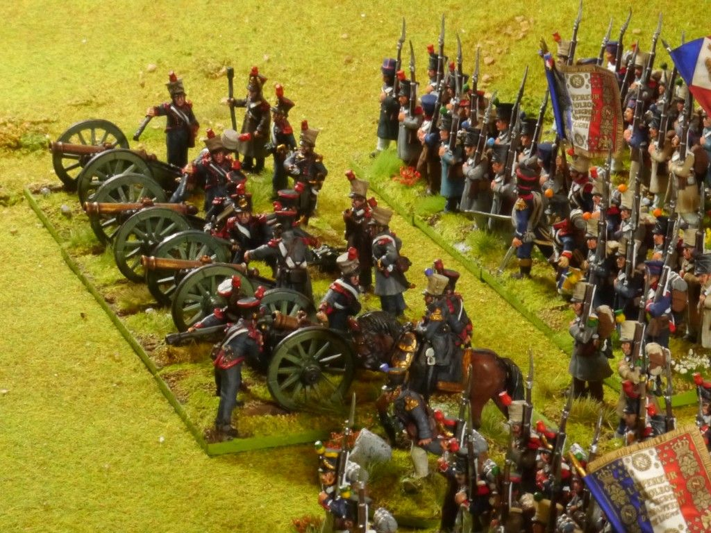 Perry Miniatures French artillery
