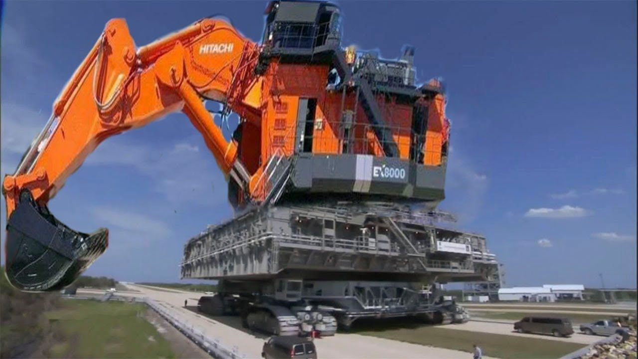 World Biggest Dangerous Heavy Equipment Excavator Skill Modern Technolog Heavy Equipment Heavy Construction Equipment Construction Equipment