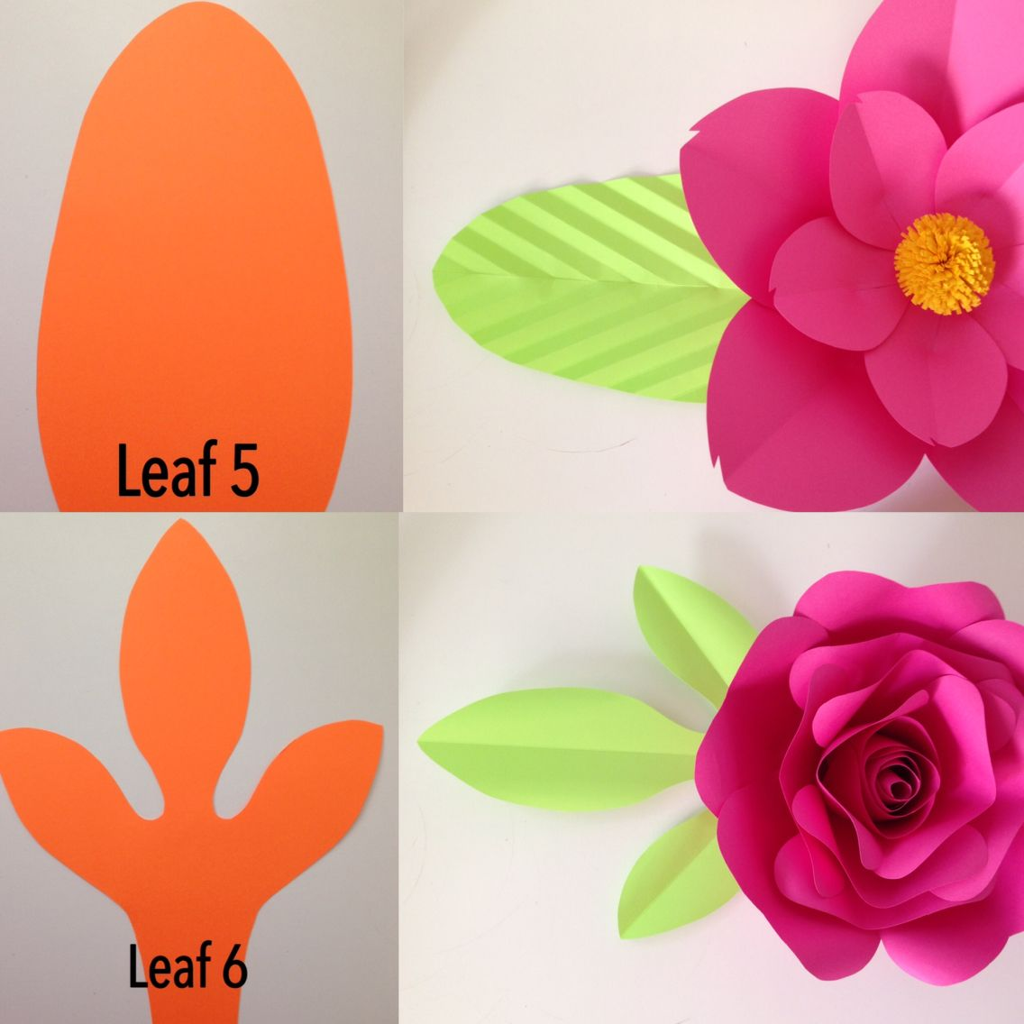 Paper Flowers Available For Purchase If You Would Like To Diy