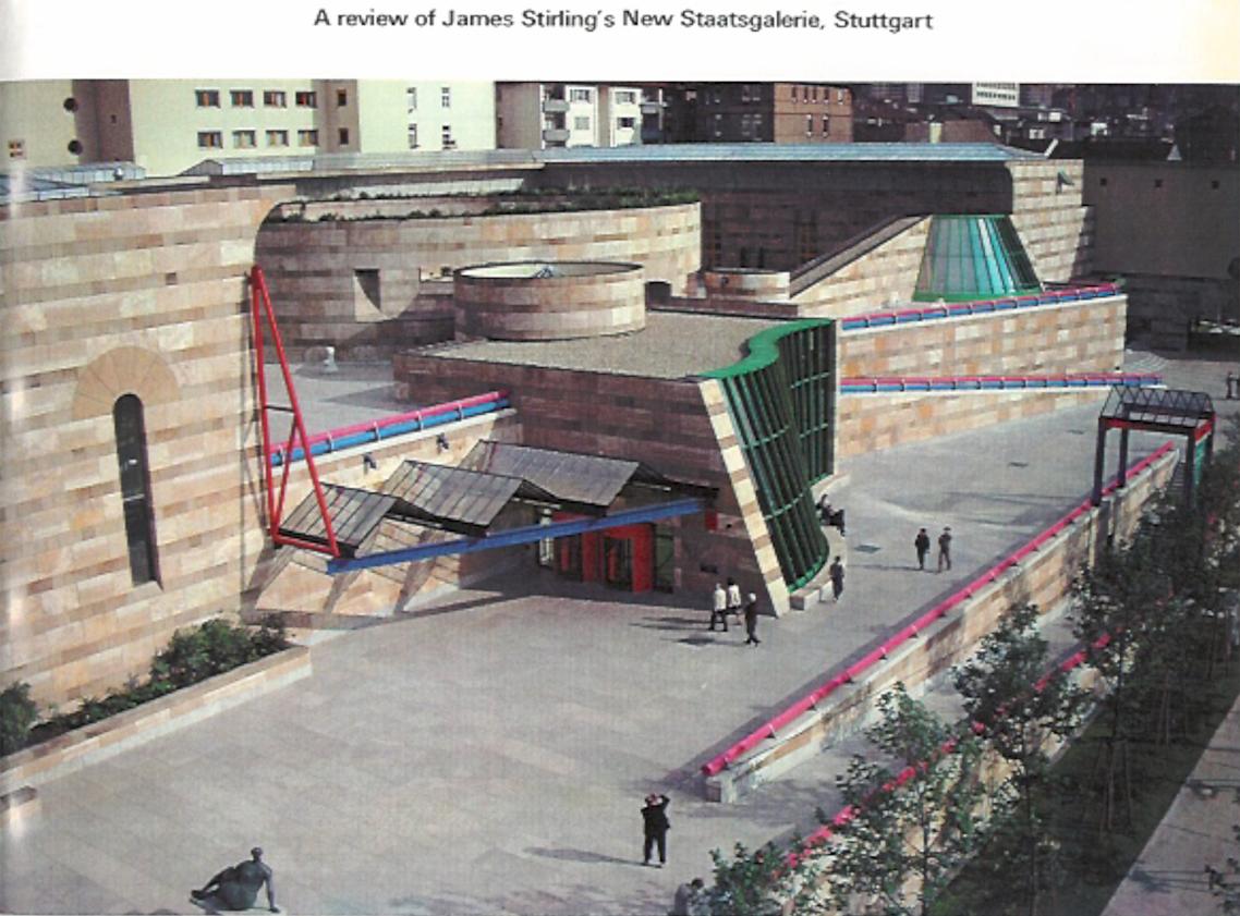 Architects Stuttgart stirling architect stuttgart staatsgalerie