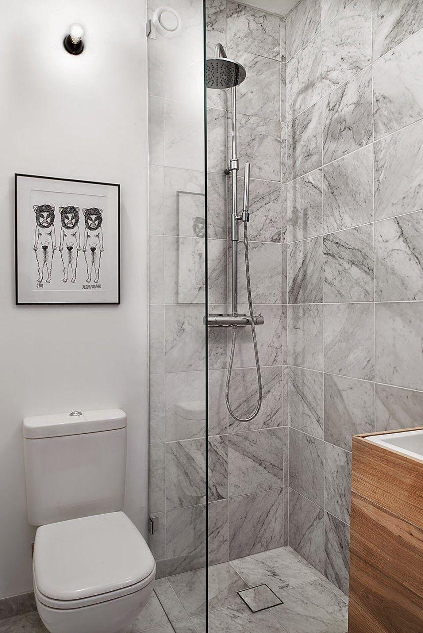 Amenajare Modernă Intr O Garsonieră De 39 M Bathroom Design Small Small Bathroom Makeover Bathroom Shower Walls