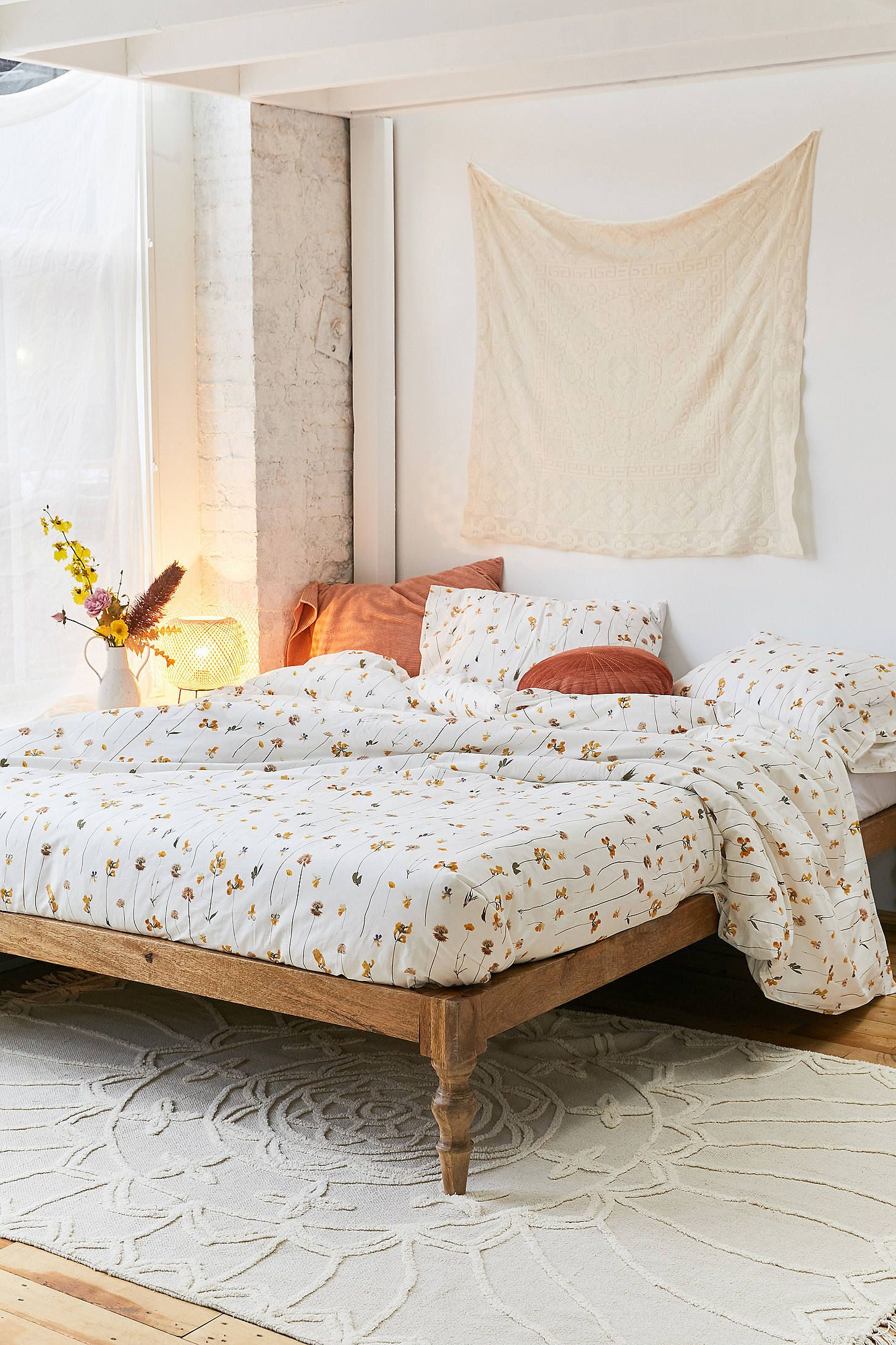 Pressed Buttercup Duvet Cover Set With Images Duvet Cover Sets