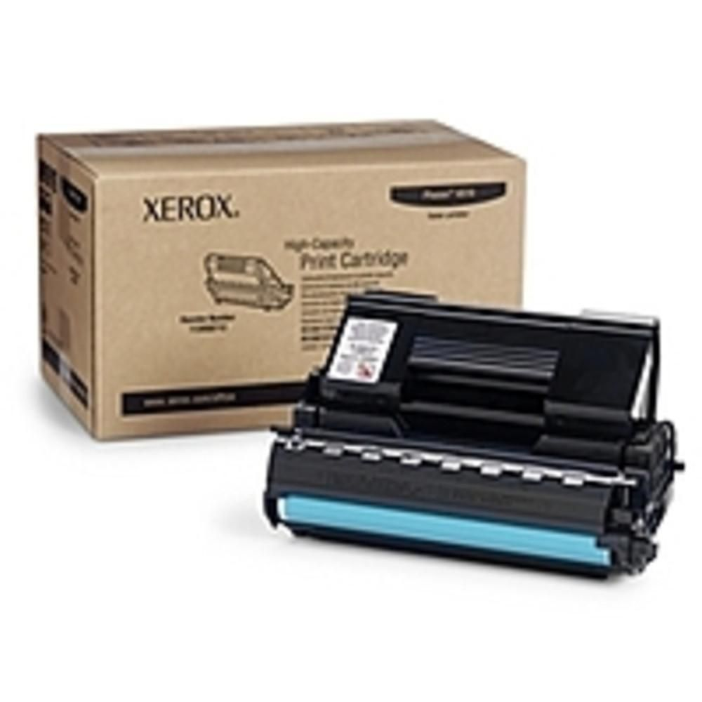 Xerox 113r00712 High Capacity Black Laser Toner Cartridge For