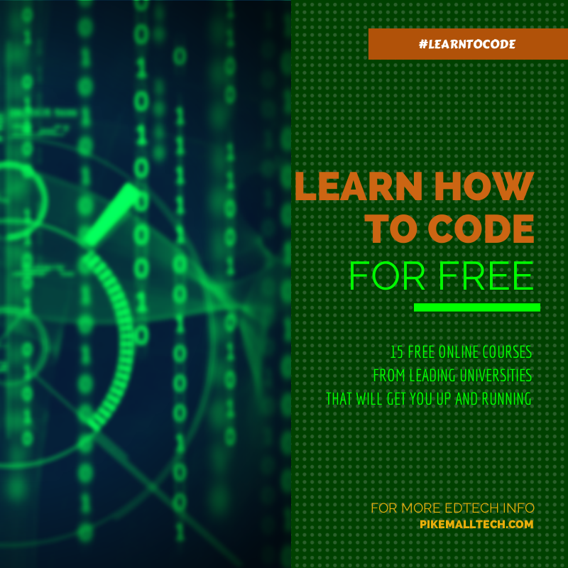 Learn How To Code For Free With Online Resources Computer Science Coding Science Education