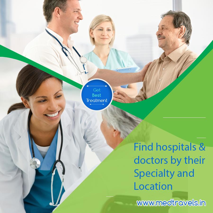Medtravels helps patients to find the best doctors in