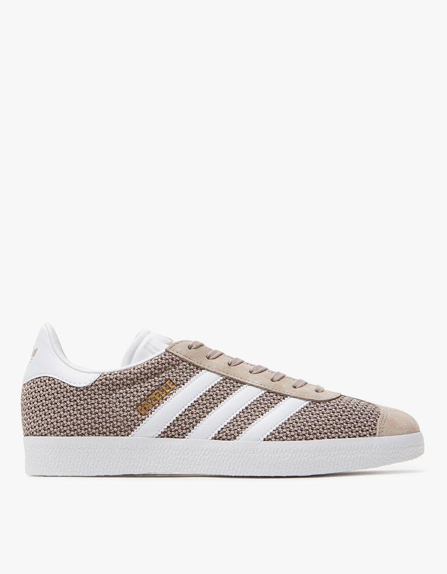 Adidas / Gazelle in Vapour Grey/White