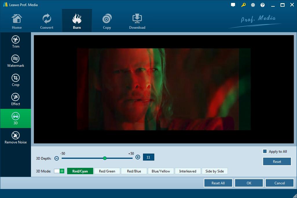 How to burn 4K movies to Blu-ray (with 3D bonus) | Leawo Tutorial