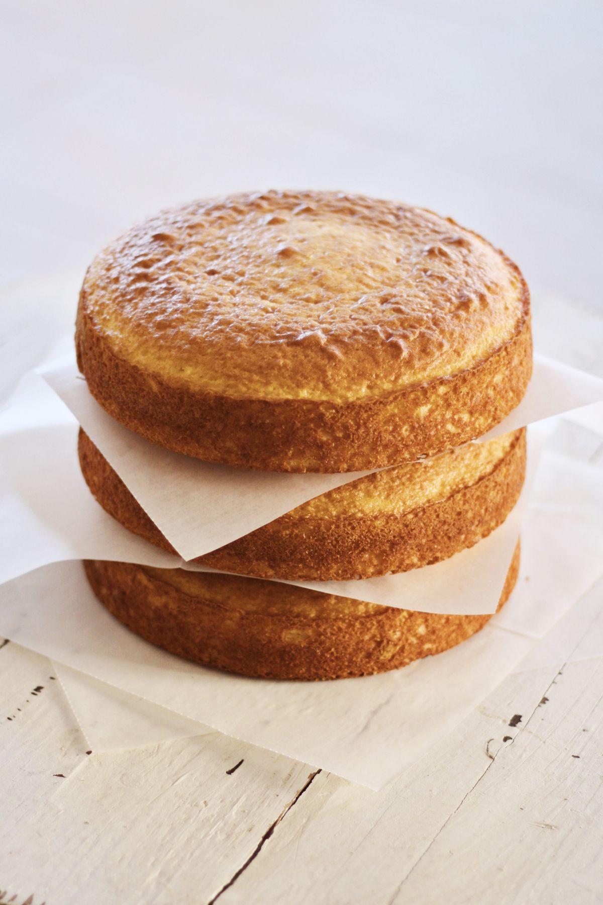 Diy Heating Core Cake