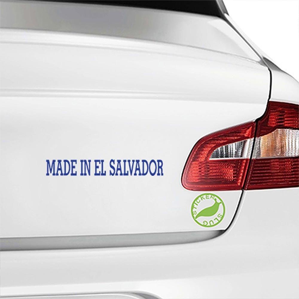Made In El Salvador Decal Jesus Decals Decals Stickers Decals [ 1000 x 1000 Pixel ]