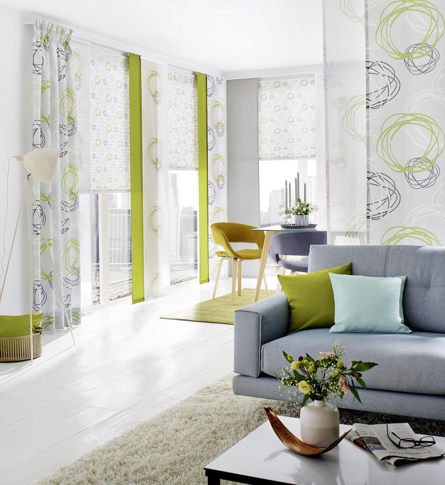 Fenster Renzo Gardinen Dekostoffe Vorhang Wohnstoffe