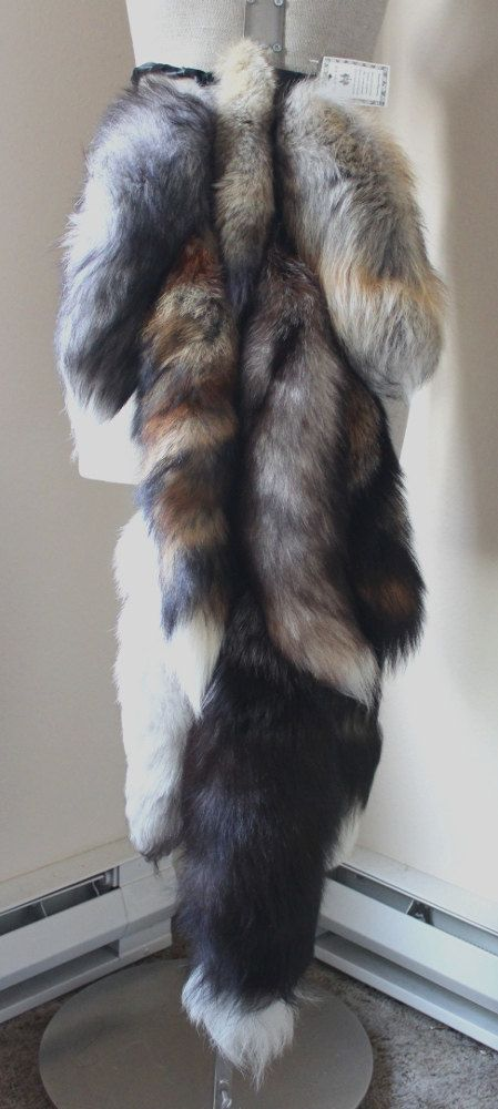 Nine Different Ways You Can Put Your Goals In Writing: Eco-friendly Kitsune Tail Set With Nine