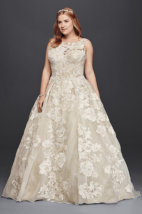 Plus Size Wedding Dresses   Bridal Gowns  be0bb9463b4e
