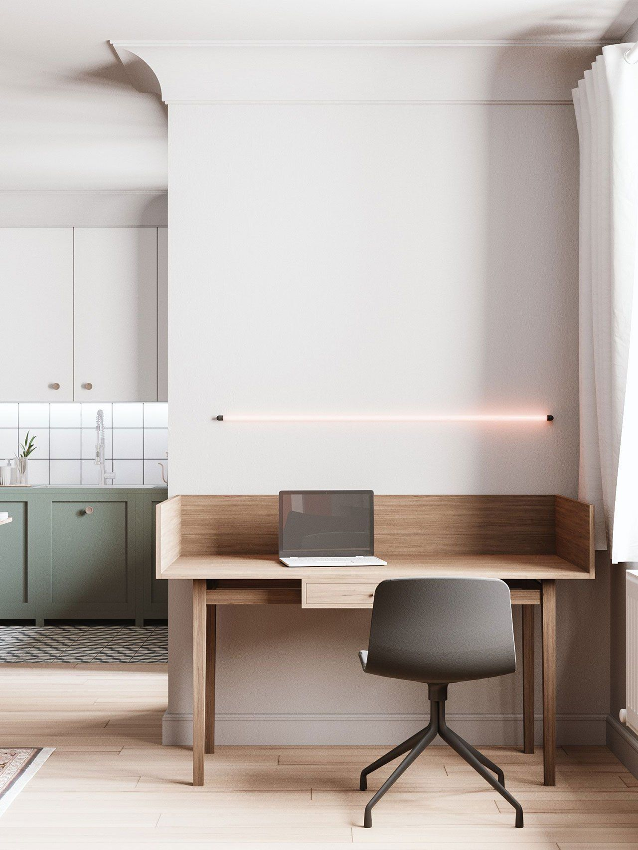 Minimalist Apartment Design Ideas #Minimalistapartment