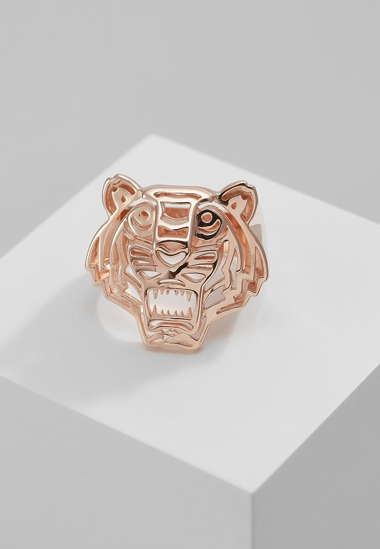 Kenzo Structured Tiger Bague Zalando Coloured fr Pink Gold CdshxQrt