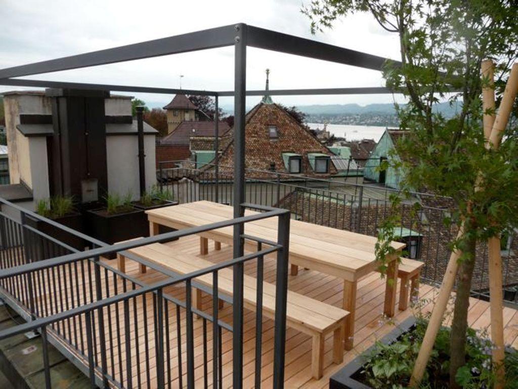Exterior Steel Pergola With Canopy Best Quality Design