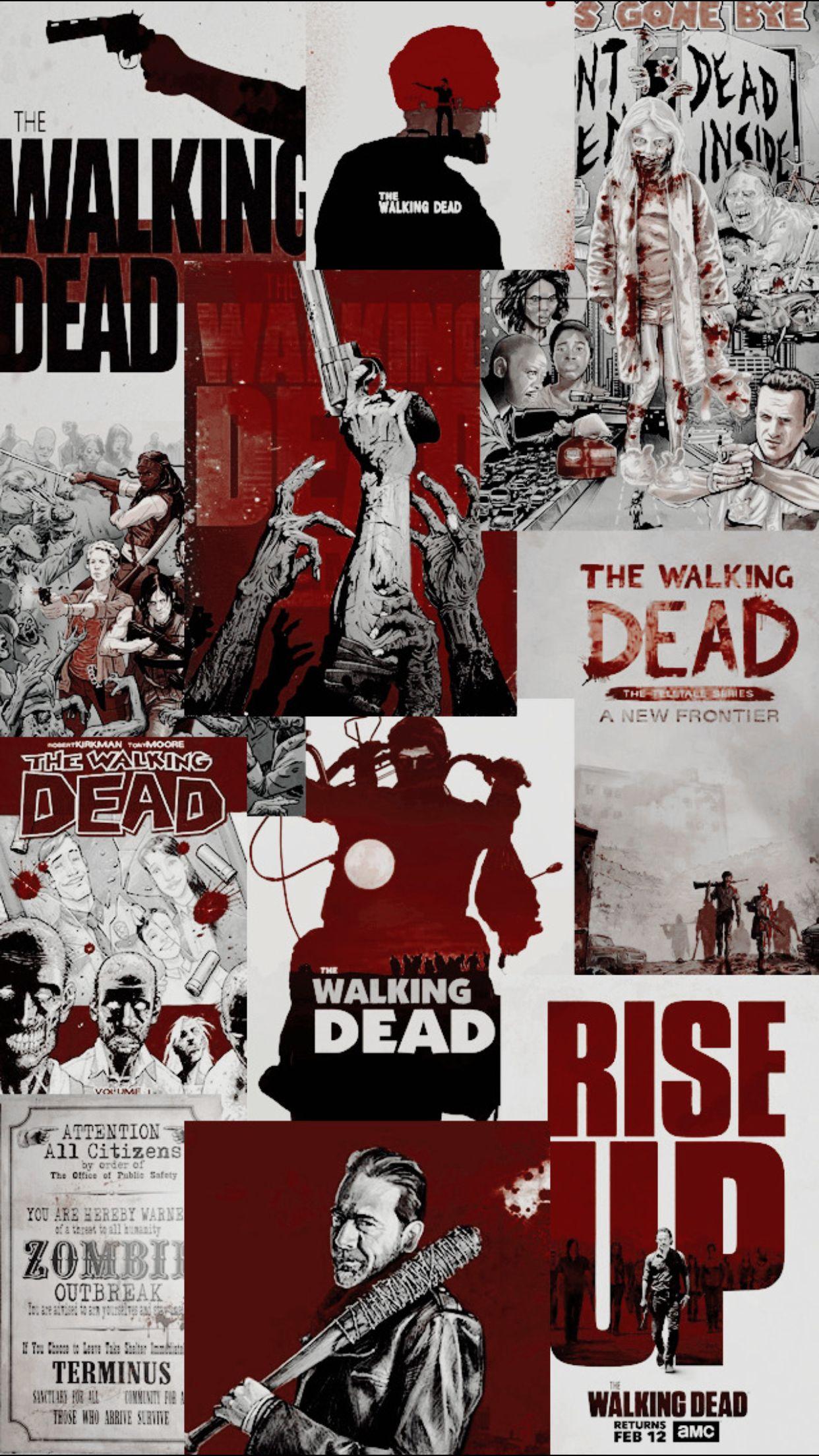 Thewalkingdead Twd Wallpaper Papel De Parede The Walking Dead The Walking Dead Carl The Walking Dead