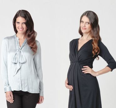 Ripe Maternity & More -   Mamas-to-be shouldn't have to sacrifice their style when they have a bun in the oven, so Ripe Maternity created a delicious array of chic, comfy clothes that hug bumps in just the right places. The dresses, wraps, and tops here from Ripe (and other like-minded lines) are the perfect...  #Blouse, #Boot, #Bootie, #Caftan, #Cardigan, #Cargo, #Dress, #Footwear, #Oven, #Racerback, #Shirt, #Sweater, #Tee, #Tie, #Tunics, #Wedge, #ZipClosure