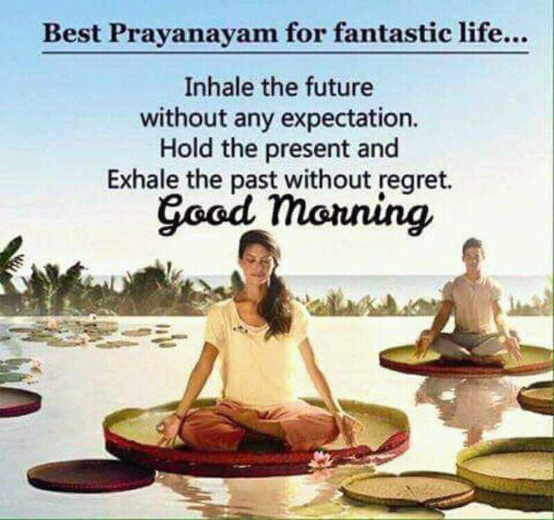 Pin By Sushma S Parbate On Good Morning Good Morning Quotes Yoga Day Yoga Jokes