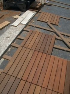 Decking Tiles Deck Wood Hardwood Home The Leader In
