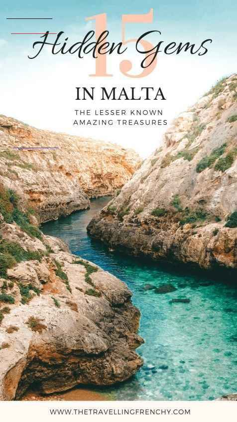 15 Hidden Gems in Malta - The Travelling Frenchy 15 Hidden Gems in Malta - The Travelling Frenchy 15 Hidden Gems in Malta by The Travelling Frenchy #malta #hiddengems #travelblogger #gozo #traveltips #travelguide<br> Malta is home to many natural and architectural wonders. Here you can find my list of the prettiest and best hidden gems Malta!