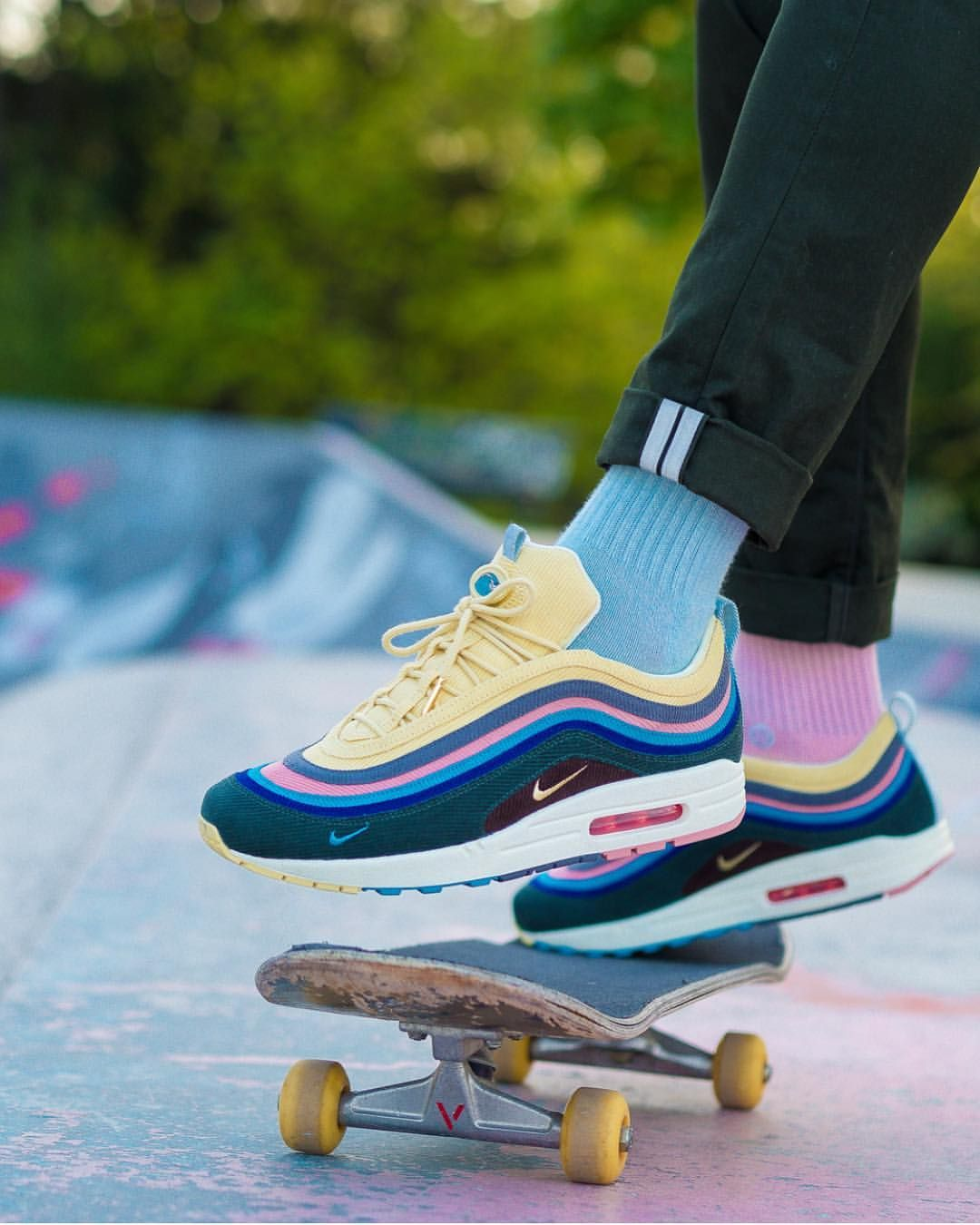 Nike Air Max 1 97 Wotherspoon By Bisso97120 Nike Air Max