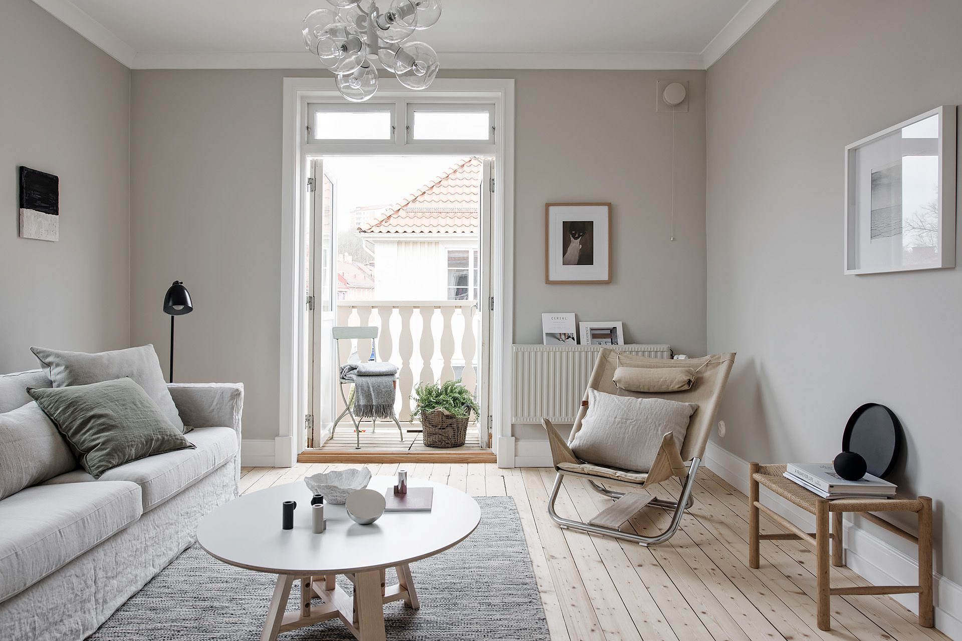 These Are The Best Greige Paint Colors Around   Living ...