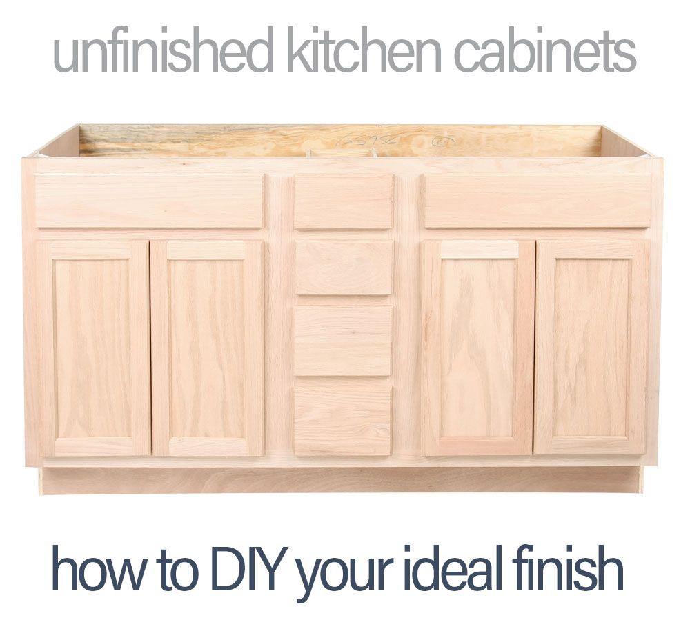 Unfinished Kitchen Cabinets Howto Diy And Save Money Surplus Building Materials Unfinished Kitchen Cabinets Pine Kitchen Cabinets Unassembled Kitchen Cabinets