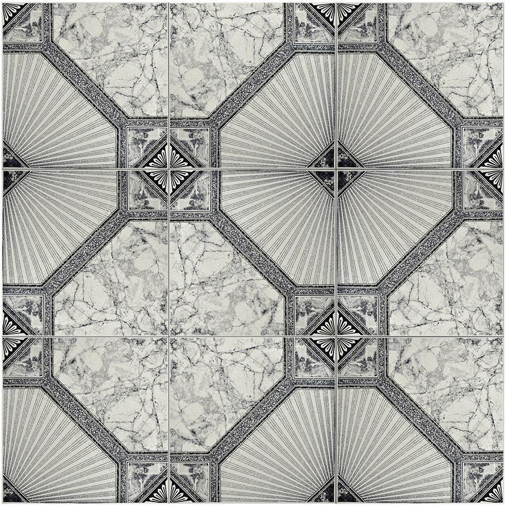 Merola tile estelar nero 12 12 in x 12 12 in ceramic floor and merola tile estelar nero 12 12 in x 12 1 dailygadgetfo Gallery