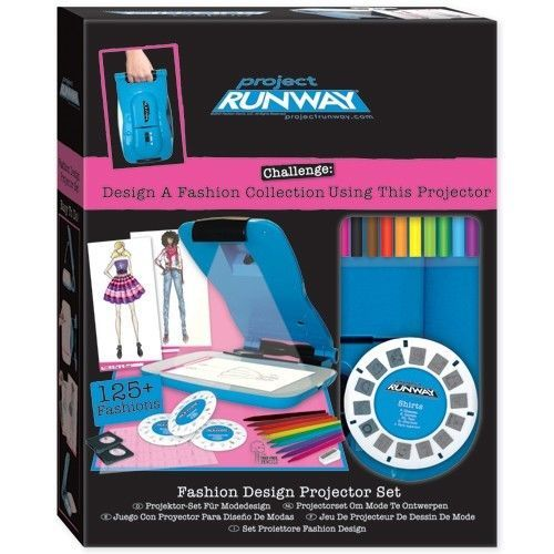 Project Runway Fashion Design Projector Kit Project Runway Fashion Design Design