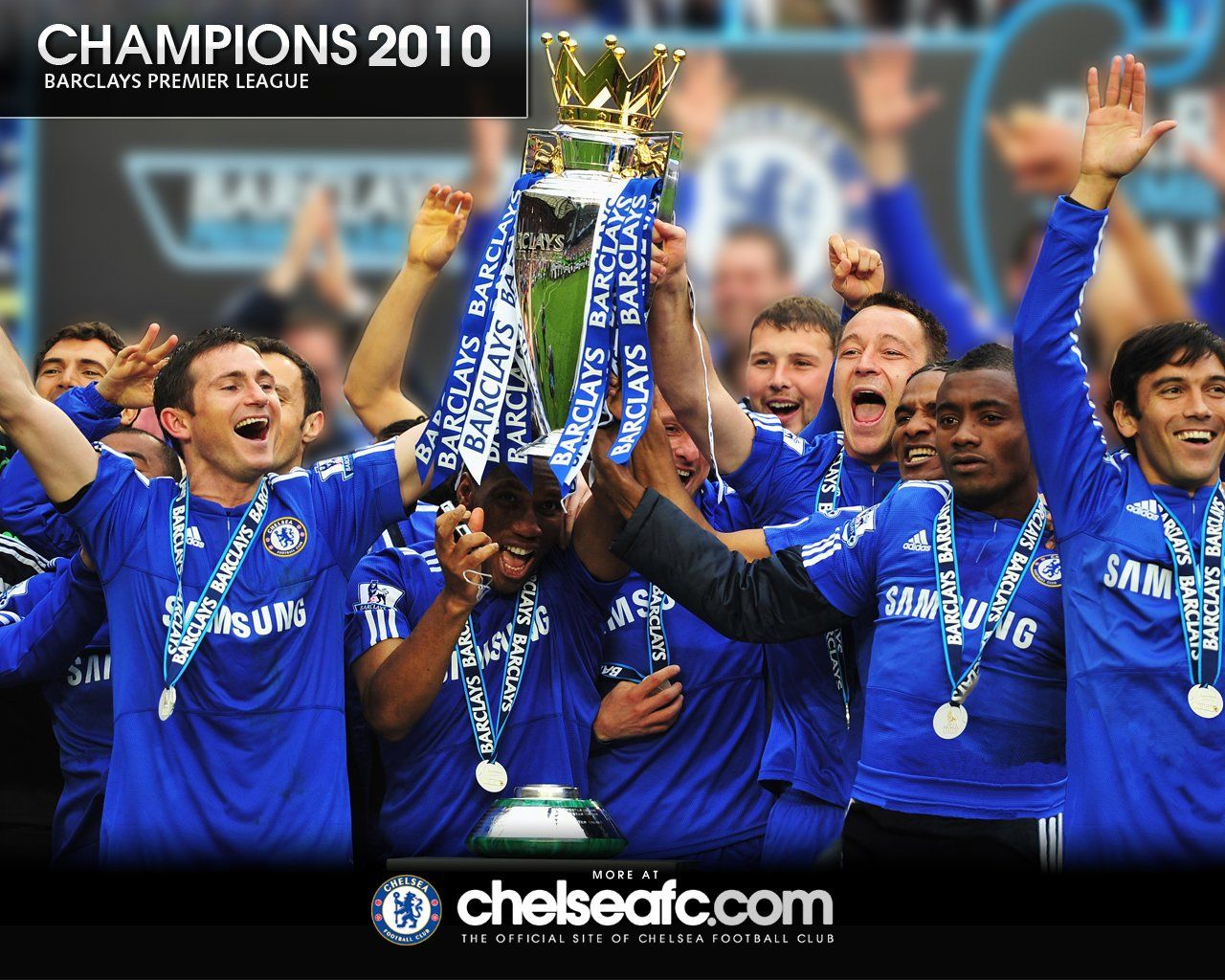 Chelsea FC Football Club Metal Pin Badge Crest Blue White