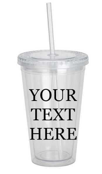 Design and Create Your Own 16 oz Clear Double Walled Acrylic Tumbler by MNCountryGifts on Etsy https://www.etsy.com/listing/230222603/design-and-create-your-own-16-oz-clear