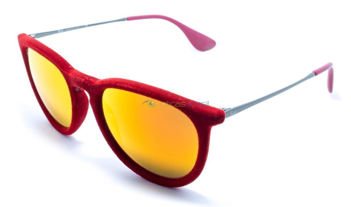 A Óticas Brasil oferece um grande estoque de itens para você que é apaixonado por óculos. Nossa entrega é garantida e todos os nossos itens possuem frete grátis para todo o Brasil. Então aproveite nossas promoções e abuse de toda a beleza das principais marcas de óculos da atualidade. Você merece!  http://www.oticasbrasil.com.br/ray-ban-erika-rb-4171-6076-6q-oculos-de-sol