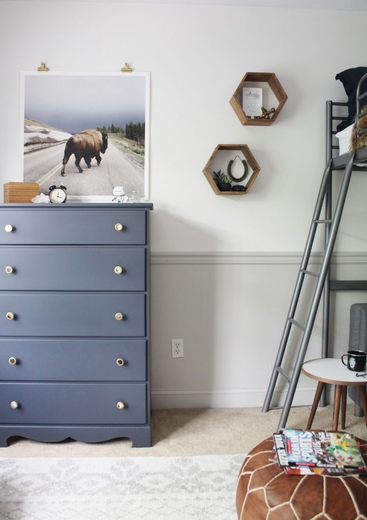 Rustic Tween Room Reveal - City Farmhouse | Tween room ...