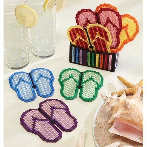 Flip Flop Coasters 1 of 4
