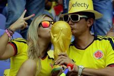 Colombia ocupa el octavo lugar en compra de boletas a la Copa Mundial