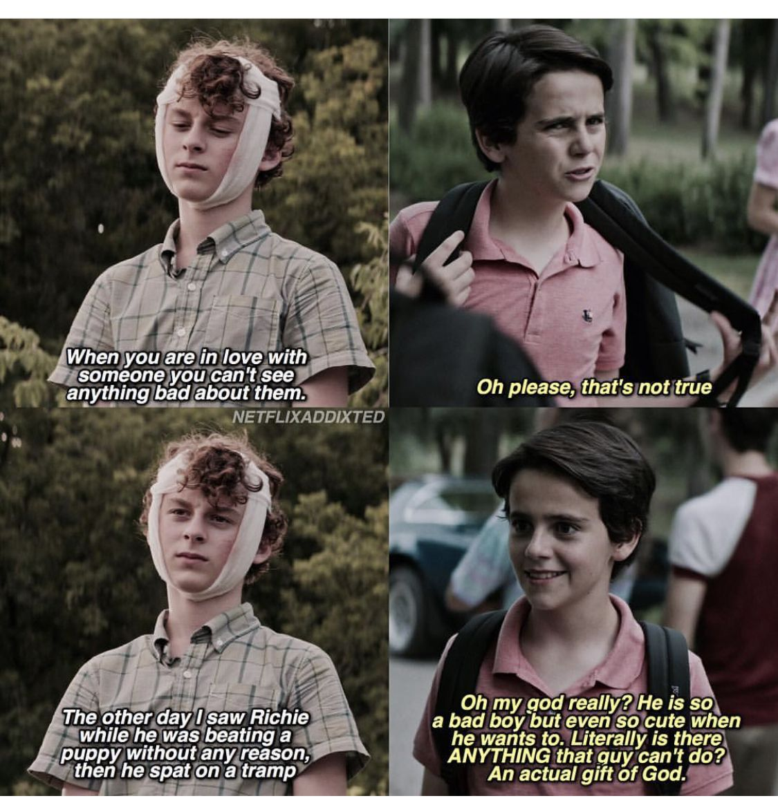 Pin By Annette Goulden On It It The Clown Movie Stranger Things Funny It Movie Cast